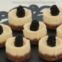 Mini cheesecaky